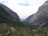 Тибет 2010. К леднику Кангри