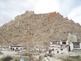 Кайлас 2009 май. Озеро Руток и монастырь Руток