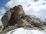 Кайлас 2009 май. Западный гребень внутренней коры