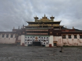Тибет 2010. Монастырь Самье