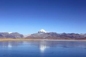 Сакральное пространство озер Манасаровар и Ракшас Тал