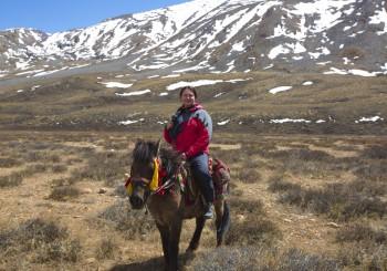 Следующая экспедиция в регион Кайласа