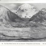 Кайлас. Фото Свами Правананды, сделанное 80 лет назад