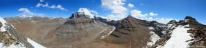 Мандала Кайласа с вершины горы Гьяла1_resize