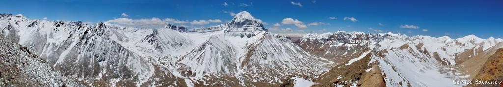 Panorama Kailash Mandala