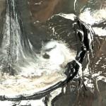 Каменное зеркало долины Жизни и Смерти, Тибет, Кайлас