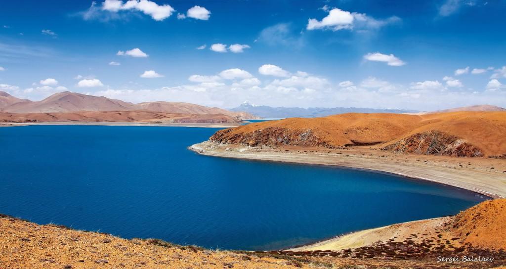 озеро Ракшас Тал и Кайлас