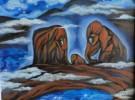 Тибетские картины Ларисы Яковлевой