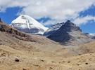 Некоторые особенности горы Нанди, примыкающей к Кайласу