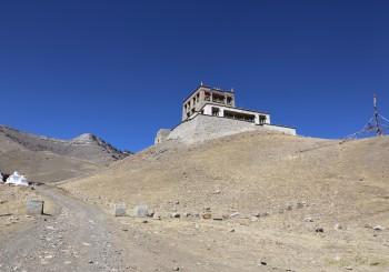 Свами Пранавананда о монастырях у Кайласа: Гьяндрак и Серлунг Гомпа