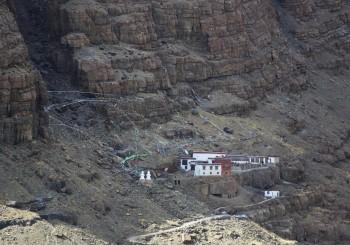 Свами Пранавананда о монастырях у Кайласа: Ньянри или Чуку Гомпа