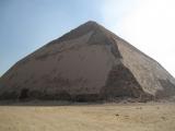 Египет 2010. Ломаная пирамида в Дашуре