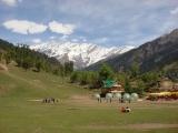Индия 2008. Долина Кулу. Полет на параплане