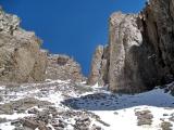 Кайлас 2010. Западный гребень внутренней коры