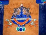 Кайлас 2011. Монастырь Сакья