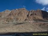 Кайлас 2013 май. Руины монастыря Чуку