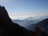 Китай 2008. Горы Хуаншань