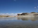 Озеро Манасаровар у монастыря Чиу