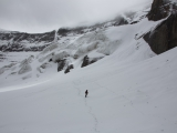 Восхождение на гору Ченрези